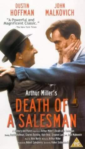 the loman family nightmare in death of a salesman by arthur miller Teaching death of a salesman by arthur miller in 1949, the audience follows the loman family through their psychological battle with the american dream.