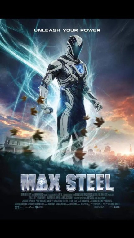Download Max Steel Movie For Ipod Iphone Ipad In Hd Divx