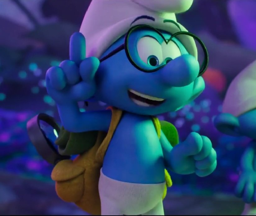 Download smurfs the lost village movie for ipod iphone - Hefty smurf the lost village ...