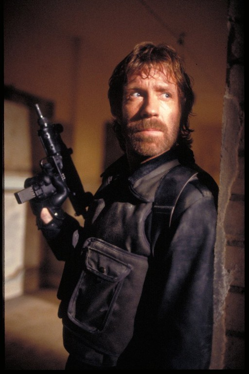 A Force Of One Full Movie Chuck Norris