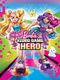 barbie_video_game_hero movie cover