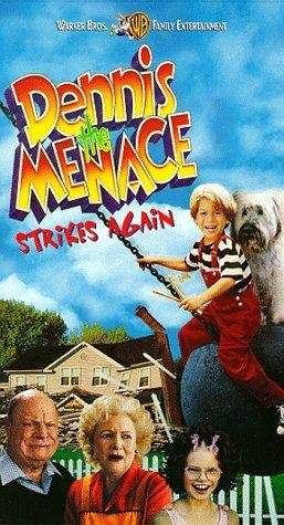 Download Dennis the Menace Strikes Again! movie for iPod ...
