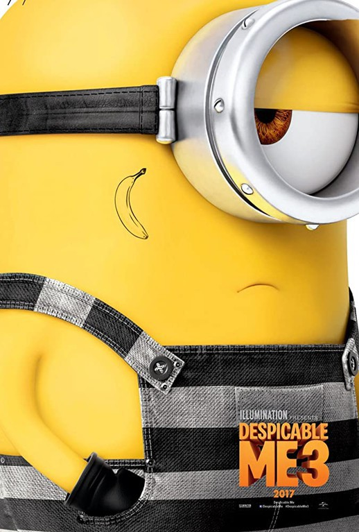 Download despicable me 3 movie for ipod iphone ipad in hd divx dvd or watch online for Despicable watches