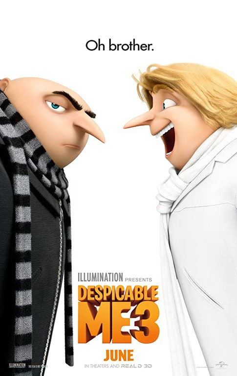 Watch despicable me 3 2017 full movie online or download fast for Despicable watches