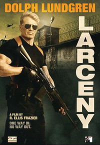 larceny movie cover
