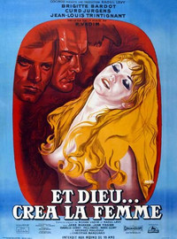and_god_created_woman_1956 movie cover