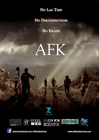 afk_the_webseries movie cover