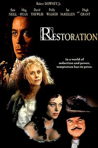 restoration_1996 movie cover