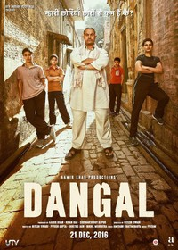 dangal movie cover