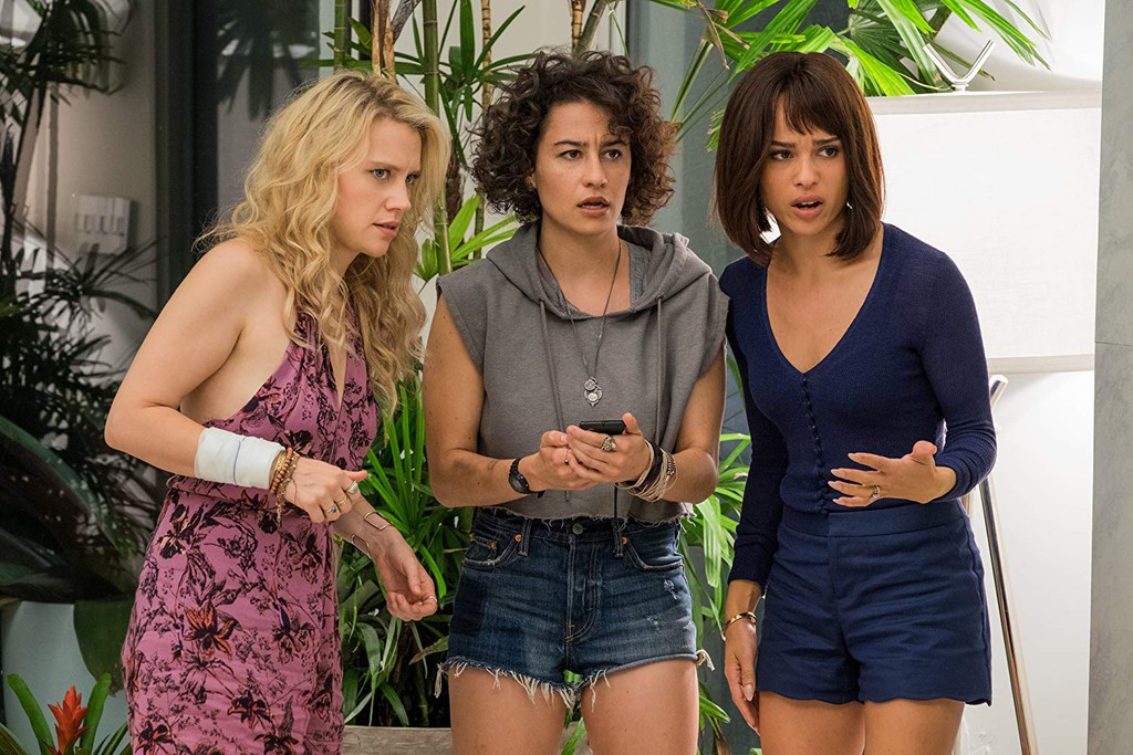 how to watch rough night online