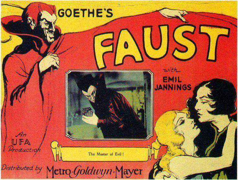 Doctor faustus thesis