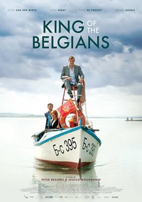 king_of_the_belgians movie cover