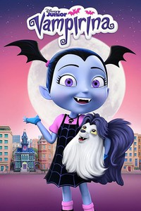 vampirina movie cover