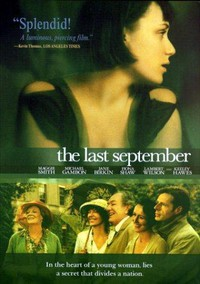 the_last_september movie cover
