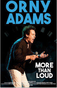 orny_adams_more_than_loud movie cover