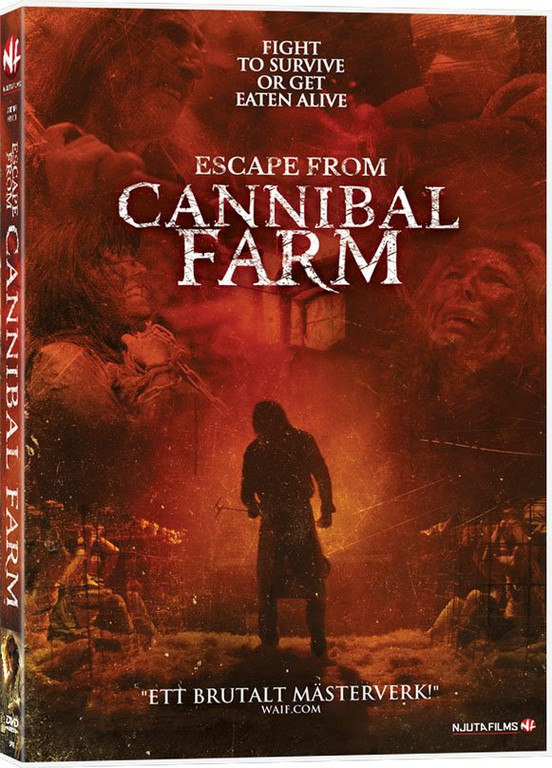 Watch Escape From Cannibal Farm 2017 Full Movie Online Or