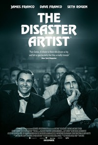 the_disaster_artist movie cover