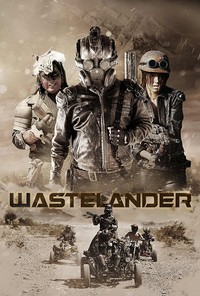 wastelander movie cover
