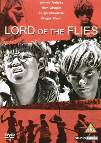 Are there any similarities between Lord of the Flies and the movie Crash?