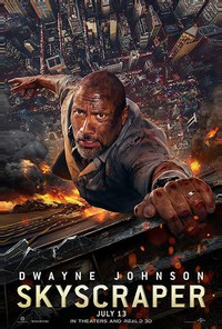 skyscraper movie cover