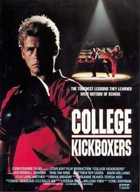 college_kickboxers movie cover