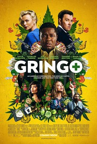 gringo movie cover