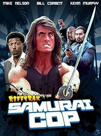 rifftrax_live_samurai_cop movie cover