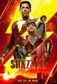 shazam movie cover