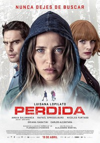 perdida movie cover