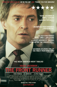 the_front_runner movie cover