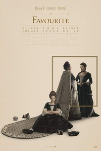 the_favourite movie cover