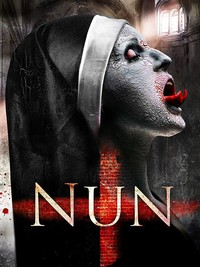 nun movie cover