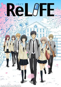relife movie cover