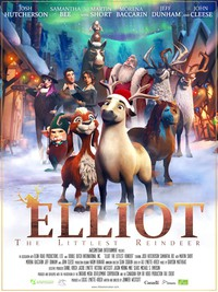 elliot_the_littlest_reindeer movie cover