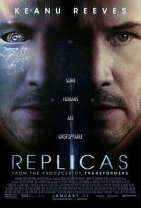 replicas movie cover