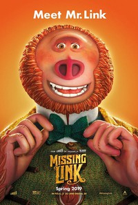 missing_link_2019 movie cover