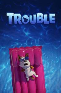 trouble_2019 movie cover