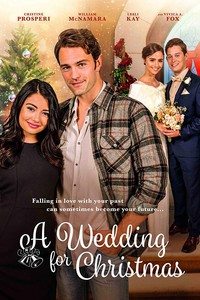 a_wedding_for_christmas movie cover