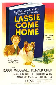 lassie_come_home movie cover