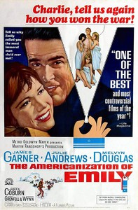 the_americanization_of_emily movie cover