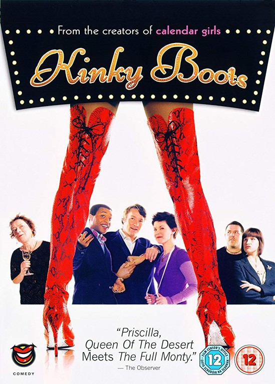 Download movie kinky boots watch kinky boots online for Who wrote kinky boots