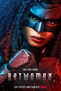 batwoman movie cover