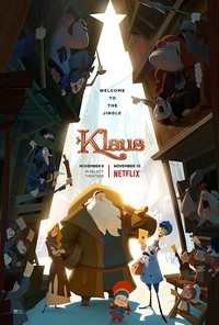 klaus_2019 movie cover