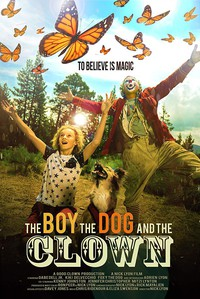 the_boy_the_dog_and_the_clown movie cover