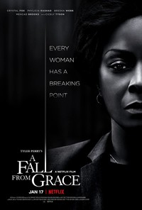 a_fall_from_grace_2020 movie cover