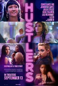 hustlers movie cover