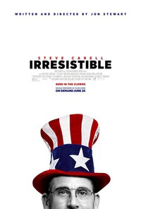 irresistible_2020 movie cover