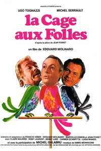 la_cage_aux_folles_birds_of_a_feather_the_mad_cage movie cover