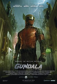 gundala movie cover
