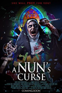 a_nun_s_curse movie cover